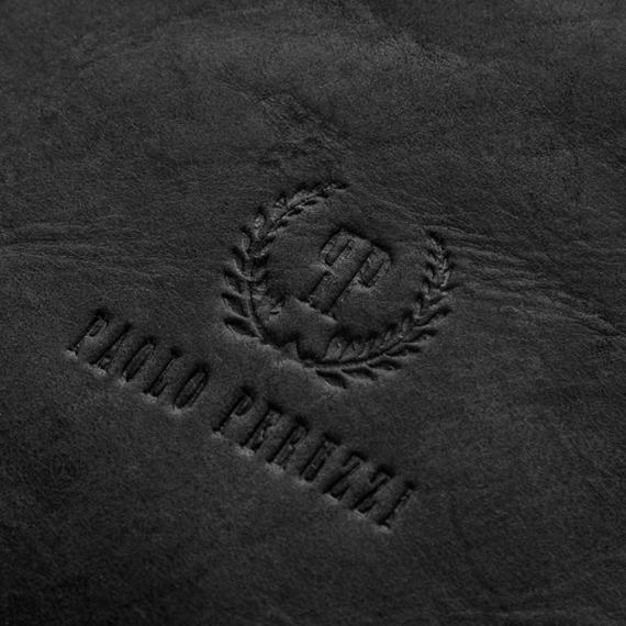 Saszetka męska skórzana torba Paolo Peruzzi 501-PP brązowa
