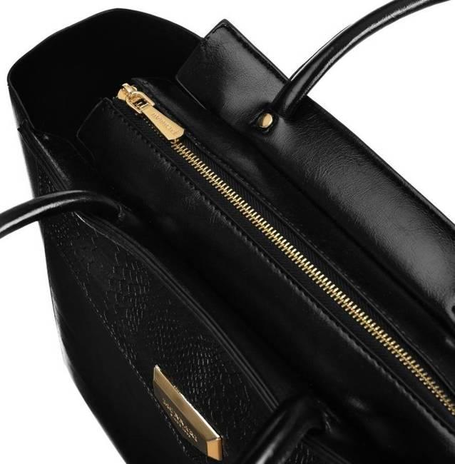 Shopper bag czarny Monnari BAG2890-020