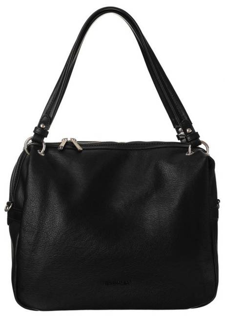 Shopper damski czarny David Jones CM6007 BLACK
