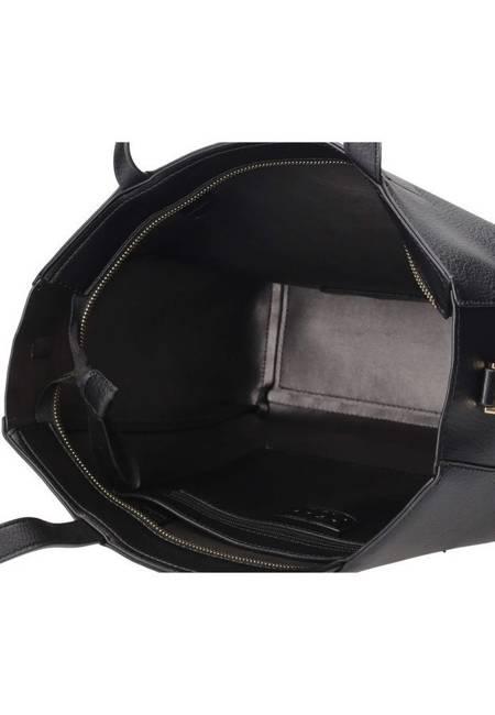 Shopper damski czarny Nobo NBAG-K3950-C020