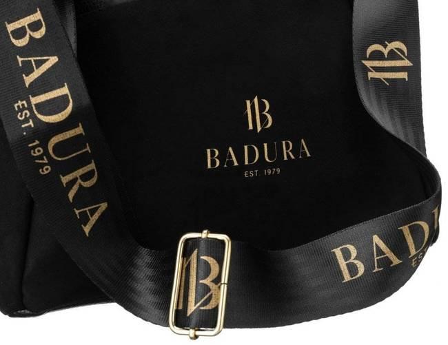 Shopperka damska czarna Badura T_D169CZ_CD