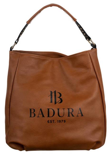 Shopperka kamelowa Badura T_D133CA_CD