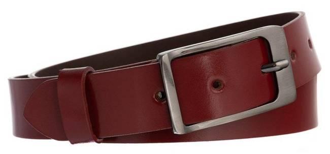 Szeroki pasek damski czerwony Rovicky  PRD-3-N-105-0362 RED
