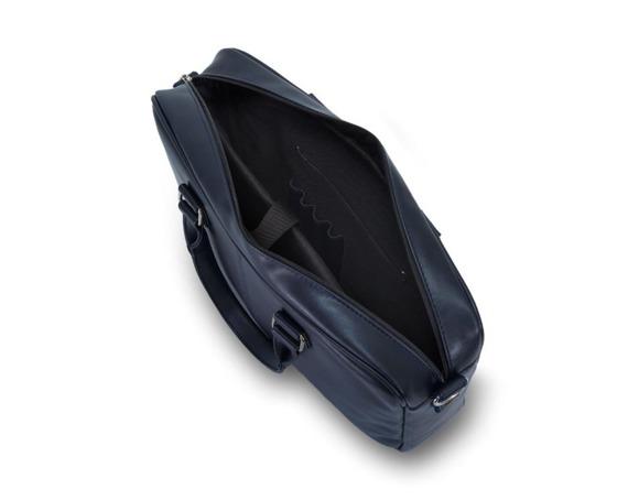 Torba na laptop Solier S34 Longford granatowa