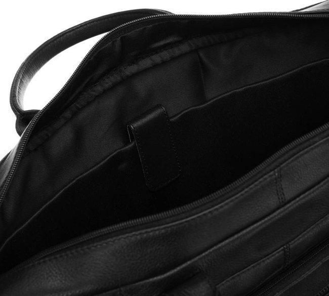 Torba na laptopa czarna Badura LAP-513-NDM-NL BLACK