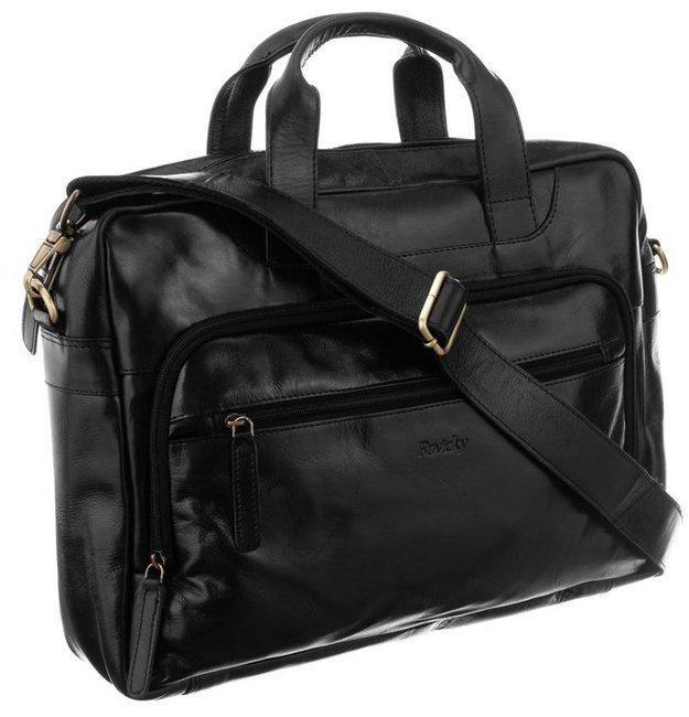 Torba na laptopa czarna Rovicky LAP-513-CCVT BLACK