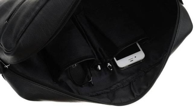 Torba na laptopa czarna Rovicky R-4080-NDM-9554 BL
