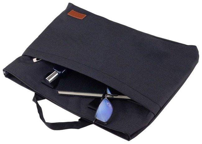 Torba na laptopa granatowa Rovicky NB0996-S-4566 NAVY