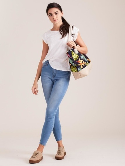 Torba plażowa shopper bag Cavaldi