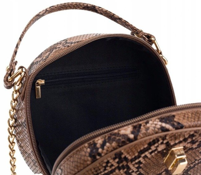 Torebka damska Rovicky BAG-LB-11-3873 CAMEL