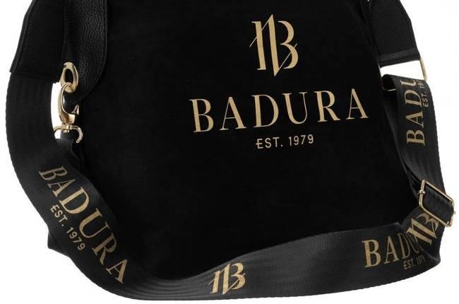 Torebka damska czarna Badura T_D147CZ_CD