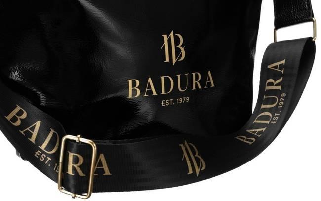 Torebka damska czarna Badura  T_D148CZ_CD
