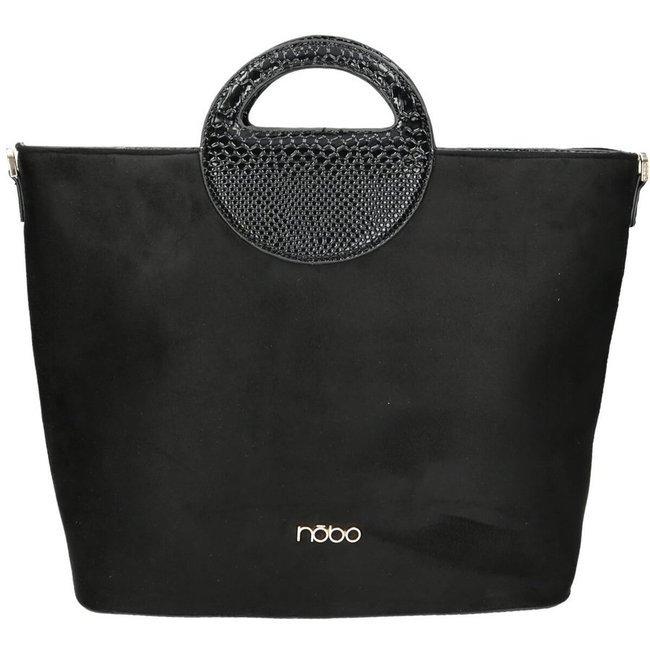 Torebka damska czarna NOBO NBAG-J4460-C020