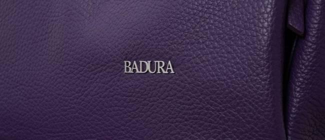 Torebka damska fioletowa Badura  T_D092FI_CD
