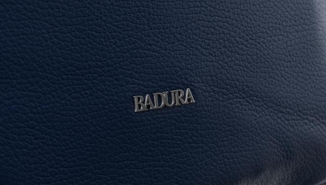 Torebka damska granatowa Badura T_D107GN_CD