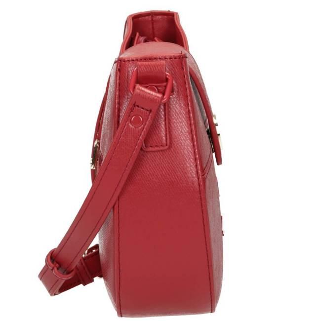 Torebka damska listonoszka NOBO NBAG-J4980-C005 czerwona