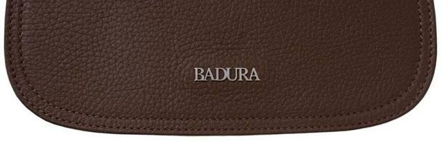 Torebka damska listonoszka brązowa Badura T_D130BR_CD
