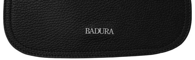 Torebka damska listonoszka czarna Badura T_D130CZ_CD