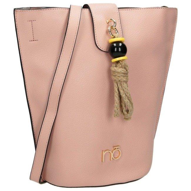 Torebka damska różowa NOBO NBAG-I1600-C004