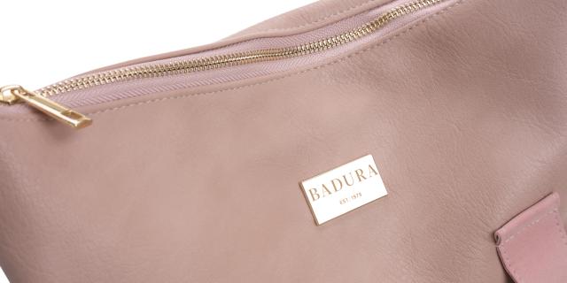 Torebka damska shopper Badura  T_D050RO_CD