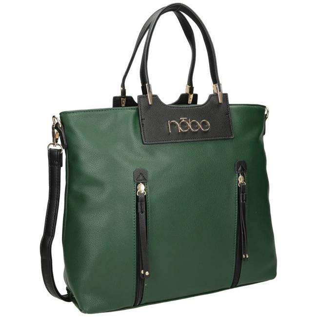 Torebka damska zielona NOBO NBAG-J3370-C008