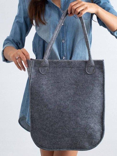 Torebka shopper bag Lorenti City Jocker 068