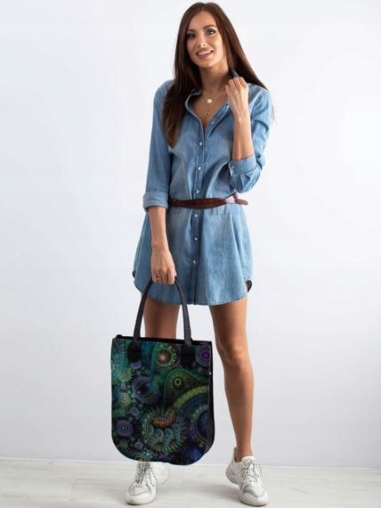 Torebka shopper bag Lorenti City Nirvana 064