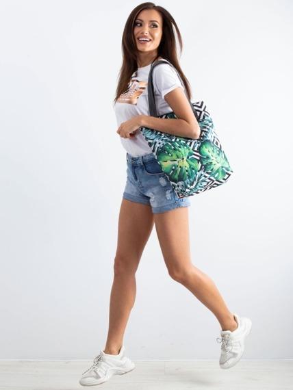 Torebka shopper bag Lorenti Viva Kostarika 026