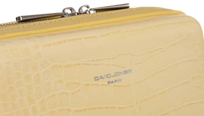 Wężowa listonoszka żółta David Jones CM5660 YELLOW