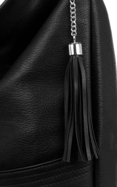Worek czarny David Jones CM6224A BLACK