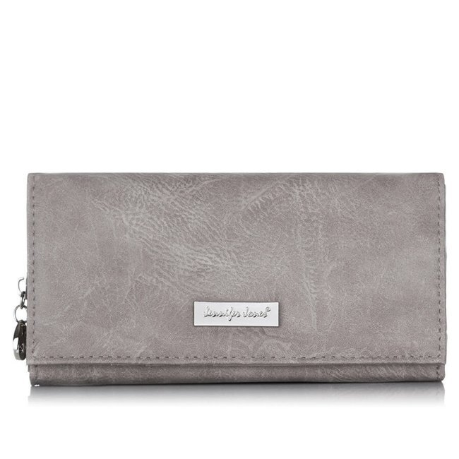 portfel damski beżowy Jennifer Jones 1109