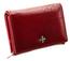 Portfel damski czerwony Milano Design SF1857-SN RED