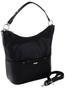 Shopper bag czarny David Jones CM5632 BLACK